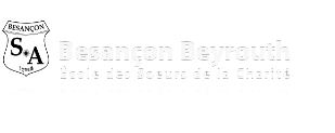 Besancon Beyrouth logo